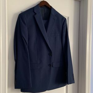 Brand new man's suit, never been used.